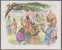 Norway 1987 Somalia M/s ** Mnh (41605) - Blokken & Velletjes