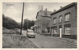 Ottenbourg , Ottenburg. Terlanenstraat ,(auto,oldtimer,fourgonette,voiture),(Overijse,Grez-Doiceau,Huldenberg,Wavre - Huldenberg