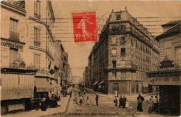CPA PARIS 15e Rue Mademoiselle. ND Phot. (573719) - Arrondissement: 15