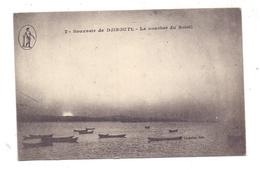 DSCHIBUTI - Le Coucher Du Soleil - Dschibuti