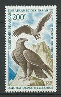 AFARS ET ISSAS 1967 . Poste Aérienne N° 56 . Neuf ** (MNH) - Afar- Und Issa-Territorium (1967-1977)