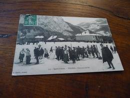 CPA 74 Haute Savoie Thônes Concours De Ski Sports D'hiver - Thônes