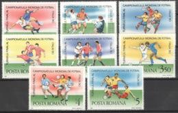 Rumänien 4594/4601 ** Postfrisch - 1948-.... Republics