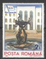 Rumänien 4611 ** Postfrisch - 1948-.... Republics