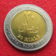 Yemen 20 Rials 2004 KM# 29 UNC  Iemen Republic - Yemen