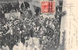 Maroc / 01 - Tanger - Entrada Del Kaiser - Morocco