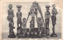 Mozambique - Ethnic / 04 - Native Tribes - Arte Indigena - Défaut - Mozambique