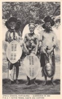 Mozambique - Ethnic / 09 - Guerreiros - Native Tribes - Mozambique