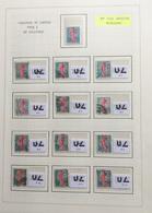 France - Semeuse De Piel - N°1233 - Collection Etude Sur Pages - Voir 6 Scans - (L106) - France