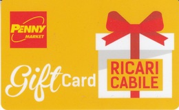 Gift Card Italy Penny Market - Gift Cards