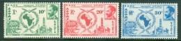 1958 Etiopia Conferenza Stati Africani Indipendenti Set MNH**-Fiog19 - Etiopia