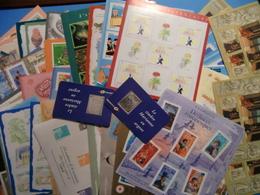 FRANCE FACIALE 410 EUROS/170 BLOCS EN EUROS NEUFS** SUP - Collections