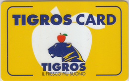 Gift Card Italy Tigros - Gift Cards