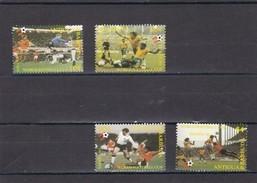 Antigua Nº 653 Al 656 - Antigua Y Barbuda (1981-...)