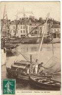 CPA - 59 - DUNKERQUE - Pêcheur Au Carreau - Sépia - Dunkerque