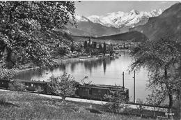 BRIENZ → Brünigbahn Bei Brienz Anno 1958 - BE Bern
