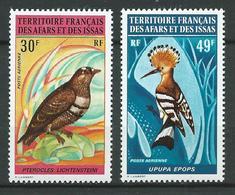 AFARS ET ISSAS 1972 . Poste Aérienne .  N°s 68 Et 69 . Neufs  ** (MNH) - Afar- Und Issa-Territorium (1967-1977)