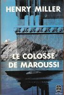 """""""Le Colosse De Maroussi""""-Henry MILLER-- Livre De Poche 1970-BE - Books, Magazines, Comics"""