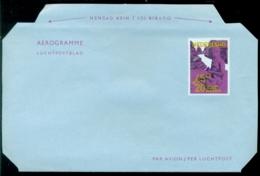 Nederland Aerogramme 45 + 20 Cent G 22 Ongebruikt Mint - Postal Stationery