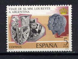 ESPAGNE - 2151** - VOYAGE DU COUPLE ROYAL EN ARGENTINE - 1931-Aujourd'hui: II. République - ....Juan Carlos I