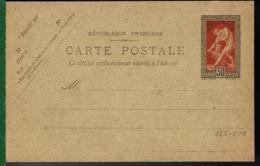 OLYMPIADES PARIS 1924 - ENTIER POSTAL - GANZSAHE - POSTAL STATIONERY - Summer 1924: Paris