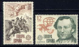ESPAGNE - 2166/2167** - EUROPA - 1931-Aujourd'hui: II. République - ....Juan Carlos I