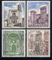 ESPAGNE - 2178/2181** - TOURISME - 1931-Aujourd'hui: II. République - ....Juan Carlos I