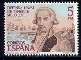 ESPAGNE - 2182** - ANTONIO GUTIERREZ - 1931-Aujourd'hui: II. République - ....Juan Carlos I