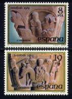 ESPAGNE - 2196/2197** - NOËL - 1931-Aujourd'hui: II. République - ....Juan Carlos I