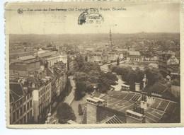 Vue Prise Du Tea Terrace Old England Place Royale Bruxelles - Multi-vues, Vues Panoramiques