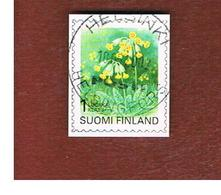 FINLANDIA (FINLAND) -  SG  1555   -    1999 PROVINCIAL PLANTS: PRIMULA VERIS    -         USED ° - Usados