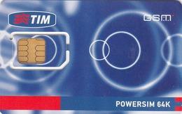 GREECE - TIM Powersim 64k ,GSM Card, Mint - Griechenland