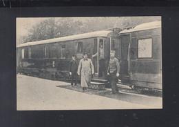 KuK AK 1914 Erzherzoh Franz Ferdinand In Ilidze - Case Reali