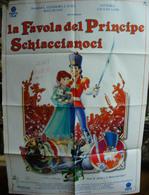 LA FAVOLA DEL PRINCIPE SCHIACCIANOCI - Manifesti & Poster