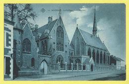* Soignies (Hainaut - La Wallonie) * (SBP, Nr 14) Le Collège Saint Vincent, School, école, Schule, Rare, Old, CPA Unique - Soignies