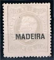 Portugal, Madeira, 1885, (1868), # Reimpressão, MNG - Ongebruikt