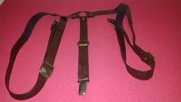 Bretelles Vintage Pour Homme De Matériel De Qualité - Accessories