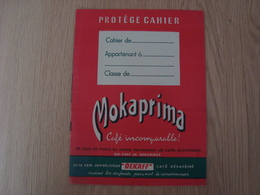 PROTEGE-CAHIER MOKAPRIMA - Café & Thé
