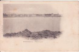 CPA - PORTRIEUX Vue Du Port - Saint-Quay-Portrieux