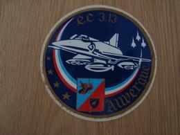 AUTOCOLLANT E.C 3.13 AUVERGNE - Stickers