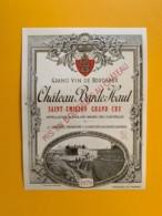 9516  - Château Barde-Haut 1979 1.5L Saint Emilion - Bordeaux