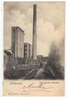 Willebroeck  Une Grande Cheminée 1904 - Willebroek