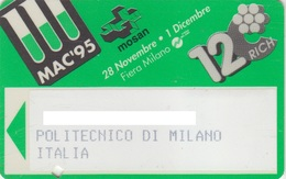 Fiera Di Milano 1995 - Altre Collezioni