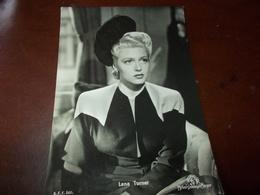B704  Lana Turner Non Viaggiata - Attori