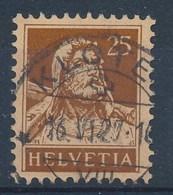 """HELVETIA - Mi Nr 207 - Cachet """"KLOTEN"""" - (ref. 671) - Oblitérés"""