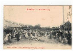 Bornhem. - Wissenbleekerij 1906 - Bornem