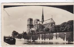 Paris - Vue Vers L'Abside De Notre-Dame - Autres