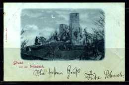 K02319)Ansichtskarte Windeck - Windeck