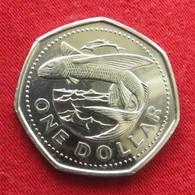 Barbados 1 Dollar 2005 KM# 14.2  Barbade Barbades - Barbades