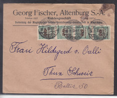 LETTRE DE 1924 POUR LA SUISSE - MAISON GEORG FISCHER - - Germany